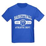 Basketball Kids Dark T-Shirt