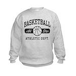 Basketball Kids Sweatshirt