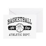 Basketball Greeting Cards (Pk of 10)
