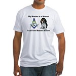A Masons Best Friend Fitted T-Shirt