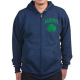 Murphy Irish Zip Hoody