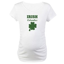 Irish Columbus Shirt