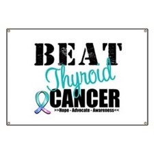 Beat Thyroid Cancer Banner