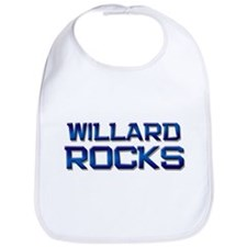 willard rocks Bib