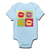 Pop Kiss Onesie