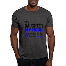 ColonCancerHero Daughter T-Shirt