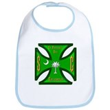 St. Pat's South Carolina Iron Cross Bib