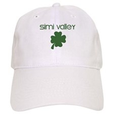 Simi Valley shamrock Baseball Cap