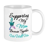 Thyroid Cancer Mom Mug