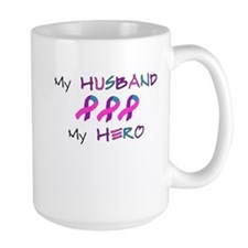 Hero Husband Tri Mug