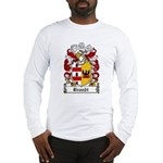 Brandt Coat of Arms Long Sleeve T-Shirt
