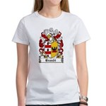 Brandt Coat of Arms Women's T-Shirt