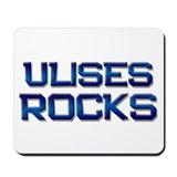 ulises rocks Mousepad