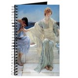 Alma Tadema Ask Me No More Journal