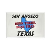 san angelo texas - been there, done that Rectangle