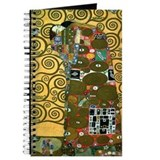 Klimt The Embrace Journal