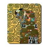 Klimt The Embrace Mousepad