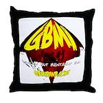 GBMI Band Throw Pillow #3