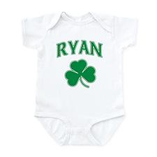 Ryan Irish Infant Bodysuit