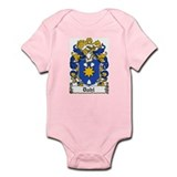 Dahl Coat of Arms Infant Creeper