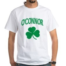 O'Connor Irish White T-Shirt