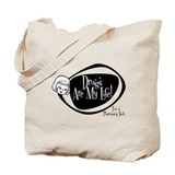 Girlie Pharmacy Tech Tote Bag
