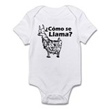 Como se Llama Infant Bodysuit