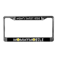 Mommymobile (Mom's Sweet Ride) License Plate Frame