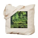 Monet Water Lily Pond Tote Bag