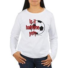 Unique Soccer widow t T-Shirt