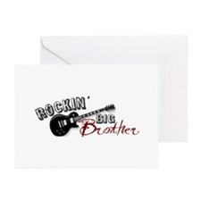 Rockin Big Brother (2009) Greeting Cards (Pk of 10