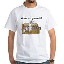 4on Where You Gonna Sit Shirt
