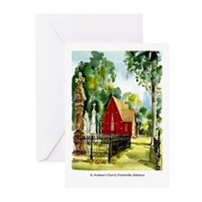 St. Andrew's Greeting Cards (Pk of 20)