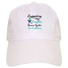 Thyroid Cancer Daughter Baseball Cap