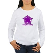 Purple GCC Logo T-Shirt