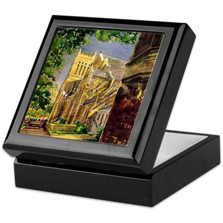 Cathedral Church of the Advent Keepsake Box
