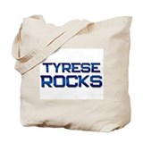 tyrese rocks Tote Bag