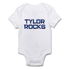 tylor rocks Infant Bodysuit