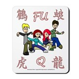 Fu-Q Mousepad