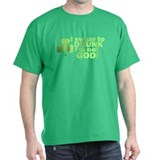 I'm not God T-Shirt