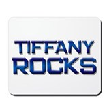 tiffany rocks Mousepad