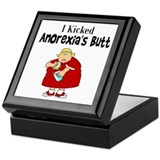 Funny Anorexia Keepsake Box