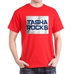 tasha rocks Dark T-Shirt