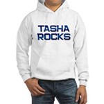 tasha rocks Hooded Sweatshirt