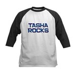 tasha rocks Kids Baseball Jersey