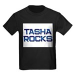 tasha rocks Kids Dark T-Shirt