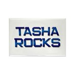 tasha rocks Rectangle Magnet (10 pack)