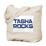 tasha rocks Tote Bag