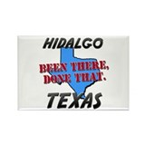 hidalgo texas - been there, done that Rectangle Ma