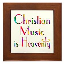 Christian Framed Tile
